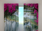 Poolpimendav kardin Flowers at the waterfall 220x240 cm ED-102607