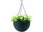 Ampel Sphere Planter, anthracite TE-109015