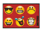Vaip Smiley Faces 40x60 cm