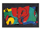 Vaip Refreshing elephants 50x75 cm A5-110481