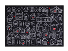 Vaip City of Love 50x75 cm A5-111421