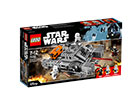 Imperial Assault Hovertank Lego Star Wars RO-120519