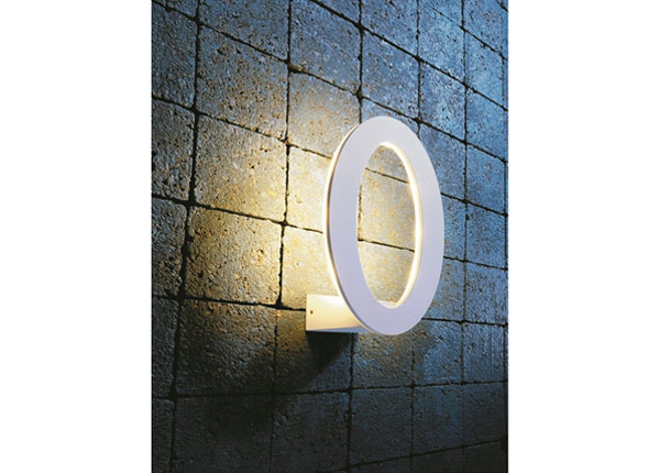 Seinavalgusti Oval LED LY-123737
