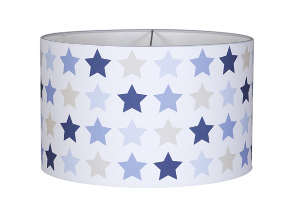 Laelamp Mixed Stars Blue