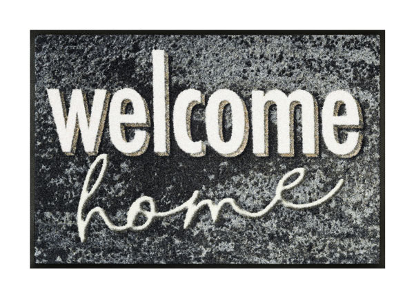 Uksematt Welcome Granite 50x75 cm A5-128330