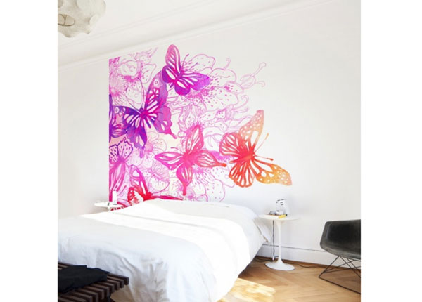 Fliis fototapeet Butterfly Dream