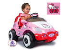 Elektriauto Injusa Hello Kitty RC-24223