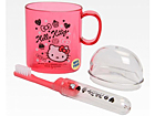 Hello Kitty hambaharjakomplekt Squiggle YA-45951