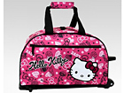 Hello Kitty ratastega reisikott Squiggle YA-45958