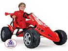 Pedaalidega kart Dune Monster RC-47075