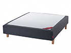 Sleepwell kušett BLACK Multipocket 140x200 cm SW-63658