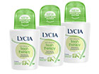 Roll-on deodorant Lycia Fresh Therapy 3x50ml