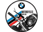 Retro seinakell BMW Motorcycles since 1923 SG-78402
