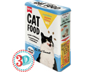 Plekkpurk 3D Cat Food 4L SG-80665