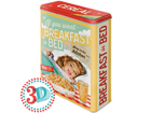 Plekkpurk 3D If you want breakfast in bed 4L SG-80668
