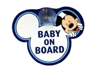 Mickey Baby on Board silt UP-80798