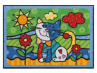 Vaip Pop Art Cat 50x75 cm A5-84595