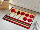 Vaip Dancing Poppies 50x75 cm A5-84709