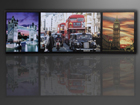 Seinapilt London 120x40 cm ED-86142