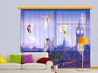 Fotokardin Disney fairies in London 180x160 cm ED-87108