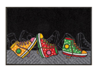 Vaip Happy Sneakers 50x75 cm A5-87166