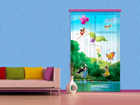 Fotokardin Disney Fairies with rainbow 140x245 cm ED-87185
