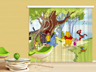 Poolpimendav fotokardin Disney Winnie the Pooh and Friends 280x245 cm ED-87334