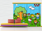 Poolpimendav fotokardin Hello Kitty 280x245 cm ED-87336