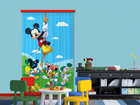 Poolpimendav fotokardin Disney Mickey on a rope 140x245 cm ED-87419