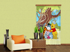 Poolpimendav fotokardin Disney Winnie the Pooh and Friends 140x245 cm ED-87423