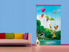 Pimendav fotokardin Disney Fairies with rainbow I 140x245 cm ED-87832