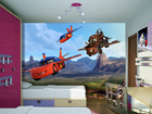 Fototapeet Disney car flies 360x254 cm ED-87998