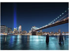 Fototapeet WTC memorial lights 400x280 cm ED-88119