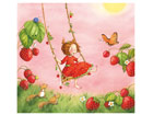 Fototapeet Strawberry fairy 300x280 cm ED-89200
