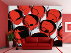 Fliis-fototapeet Glass of wine 360x270 cm ED-90705