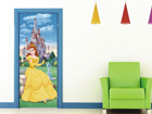 Fliis-fototapeet Disney's Beauty and the Beast 90x202 cm ED-91012