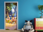 Fliis-fototapeet Disney Snow White in the forest 90x202 cm ED-91015
