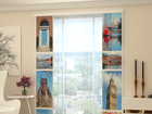 Poolpimendav paneelkardin London Attractions 80x240 cm ED-97793