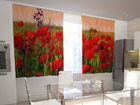 Pimendav kardin Wonderful poppies 200x120 cm ED-98402