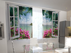 Pimendav kardin Open window 200x120 cm ED-98443
