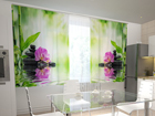 Pimendav kardin Orchids and sun in the kitchen 200x120 cm ED-98545