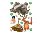 Seinakleebis Disney Jungle Book 65x85 cm ED-98740