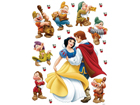 Seinakleebis Disney Snow White and Prince 65x85 cm ED-98820