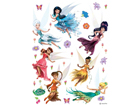 Seinakleebis Disney fairies 2, 65x85 cm ED-98833