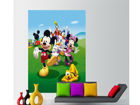 Fliis-fototapeet Disney Mickey and friends 180x202 cm ED-99079