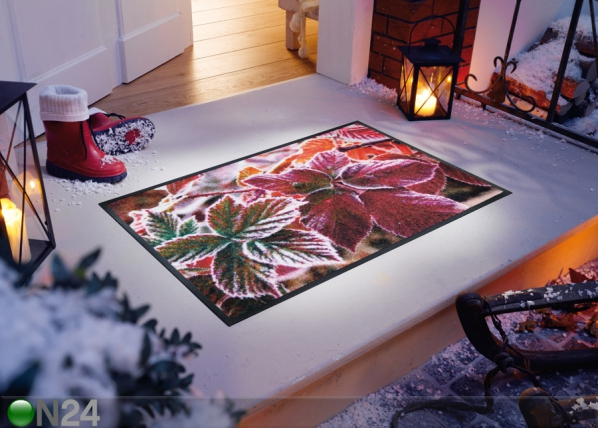 Vaip Frozen Leaves 75x190 cm A5-101715