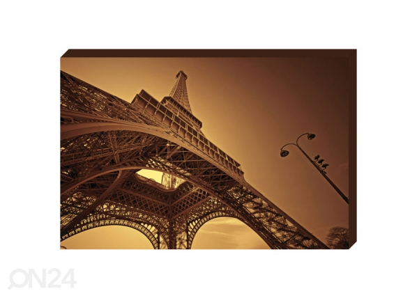 Pilt Canvas - Eiffel Tower in Paris 50x70 cm OG-37739
