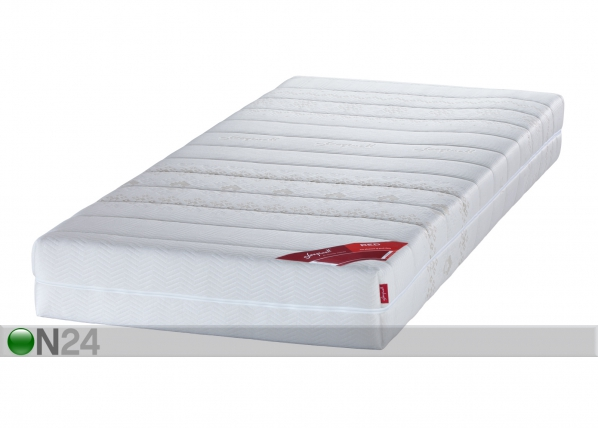 Sleepwell vedrumadrats RED Pocket hard SW-63259