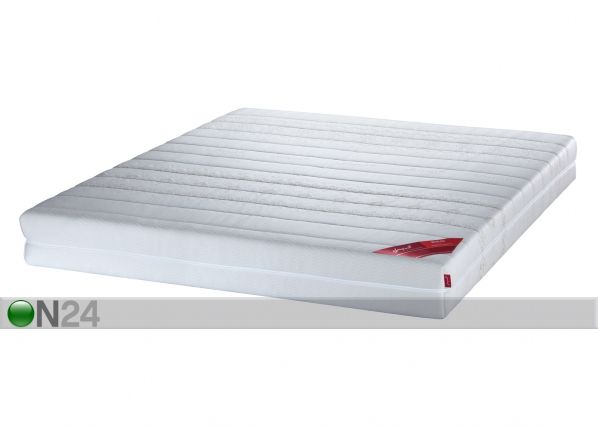 Sleepwell vedrumadrats RED Pocket hard SW-63262