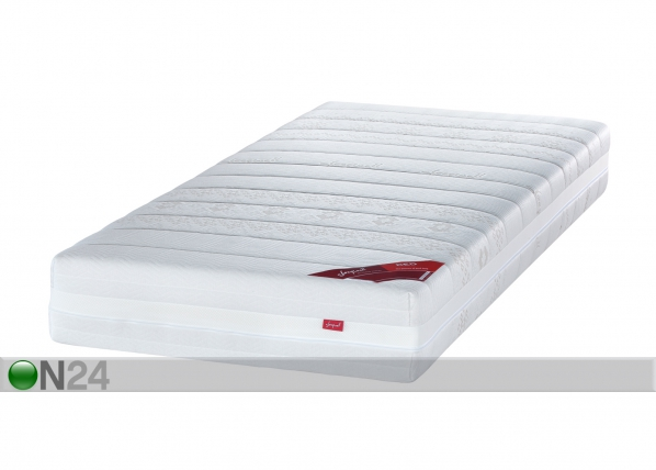Sleepwell vedrumadrats RED Pocket Memory SW-63277